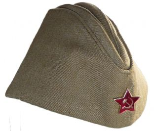 Russian side cap